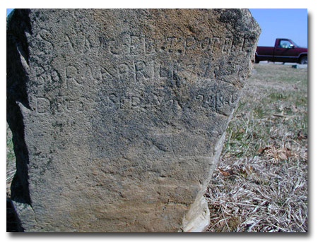 Original Tombstone